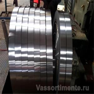 Лента стальная нагартованная с покрытием 08ПС 0.5х19