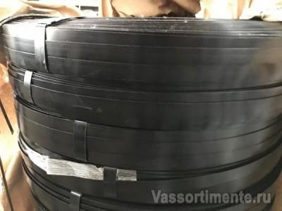 Лента стальная нагартованная с покрытием 08ПС 0.6х19