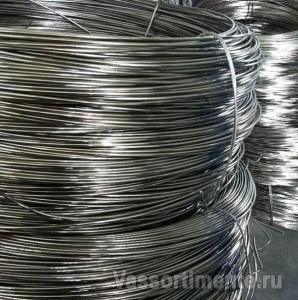 Проволока Х15Н60 нихром ф0,1