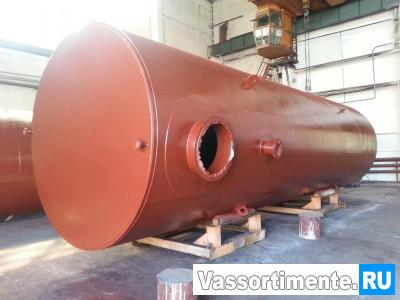 Резервуар вертикальный стальной РВС 100